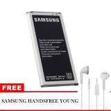Toko Samsung Baterai Galaxy S5 I9600 Gratis Samsung Handsfree Young Samsung