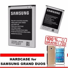 Samsung Baterai Grand 1 Duos GT-I9082 / Grand Neo + GRATIS softcase Samsung Galaxy Grand 1