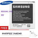 Jual Beli Samsung Baterai S3 Mini Gt I8190 Battery S3 Mini Gt I8160 Batere Ace2 Eb F1M7Flu Free Handsfree Samsung Warna Random Hitam Baru Dki Jakarta