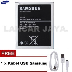 Samsung Battery Baterai Batere Samsung Galaxy J7 2015 Original EB-BJ700BBC + Gratis Kabel USB Sams