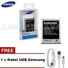 Promo Samsung Battery Baterai Batre Samsung Galaxy Young 2 Sm G130 Original 100 Gratis Kabel Mickro Usb Samsung Samsung