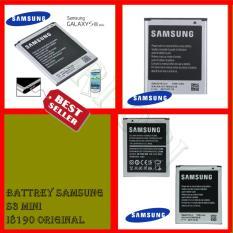 Samsung Baterai / Battery Galaxy S3 Mini GT-I8190 Original - Kapasitas 1500mAh ( ori-ori )