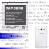 Harga Samsung Battery Eb585157Lu Baterai Galaxy Core 2 G355H 2000 Mah Free Back Door Galaxy Core 2 Samsung Original