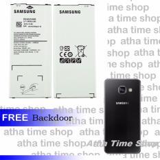 Toko Samsung Battery Samsung Galaxy A5 2016 A510 Original Eb Ba310Abe 2900 Mah Free Backdoor A5 A510 Yang Bisa Kredit