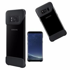 Samsung Bikini Cover / 2Piece Package for Samsung Galaxy S8 Plus - black