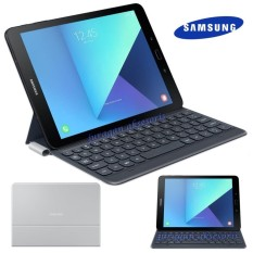 Samsung Book Cover Keyboard Wireless Bluetooth For Galaxy Tab S3 9.7