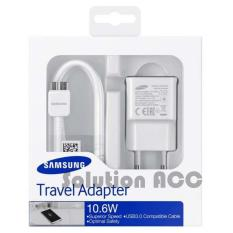 Jual Samsung Charger For Samsung Galaxy Note 3 S5 Putih Import