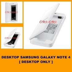 Harga Samsung Desktop Baterai Galaxy Note 4 N910 Desktop Only Tanpa Baterai Fullset Murah