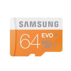 Samsung Evo Micro Sd 64 Gb Kelas 10 Kartu Memori Murah