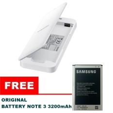 Cuci Gudang Samsung Extra Battery Kit For Note 3 Gratis Battery Samsung 3200Mah