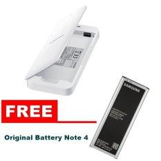 Review Samsung Extra Battery Kit Galaxy Note 4 Gratis Samsung Original Battery Note 4 Eb Bn910Bbusta 3220 Mah Dki Jakarta