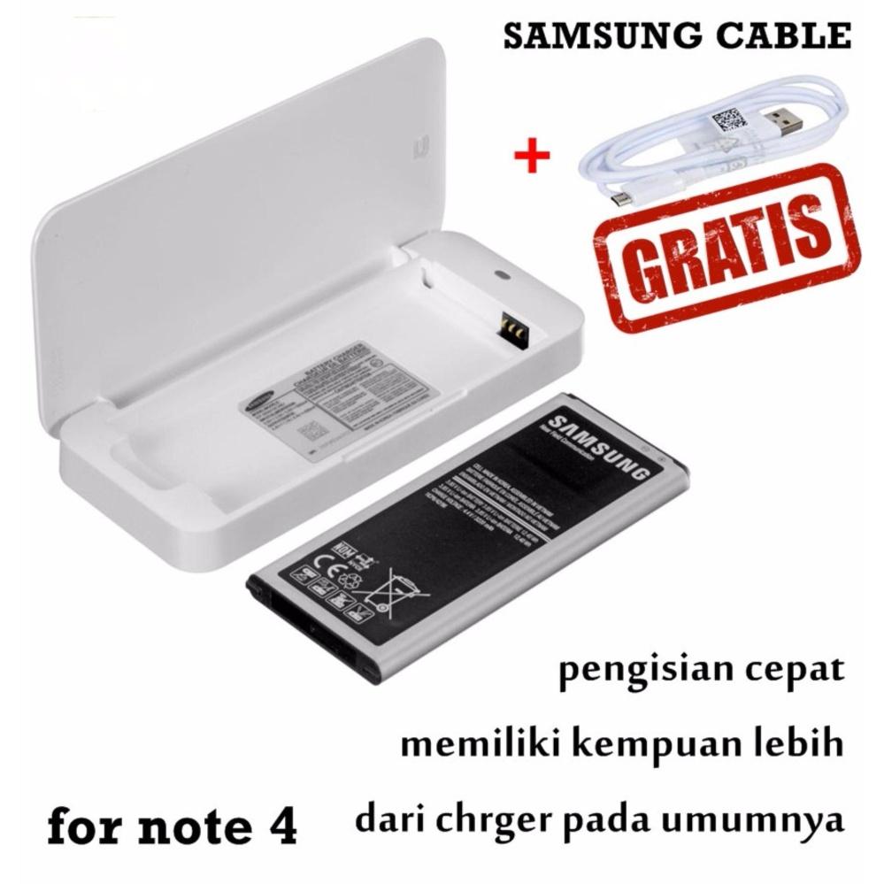 Spesifikasi Samsung Extra Kit Desktop Note 4 Free Samsung Cable Micro Usb Yg Baik
