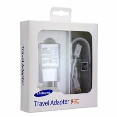 Samsung Fast Charger Tavel Charger 15W for Samsung S6/S7/ Note 4/5 Original - Putih
