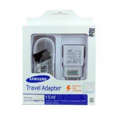 Spesifikasi Samsung Fast Charging 2 Original Charger 15W Samsung