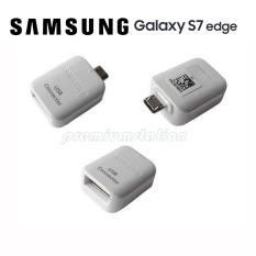 Samsung USB OTG Device Micro USB Galaxy S7 / S7edge Putih