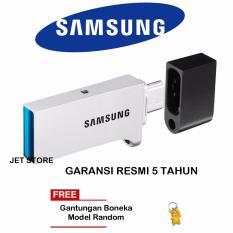 Spesifikasi Samsung Flashdisk Dual Usb 3 Otg 32Gb Gantungan Boneka Yg Baik