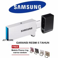 Promo Samsung Flashdisk Otg 64Gb Dual Drive Usb 3 Iring Mobile Phone Samsung