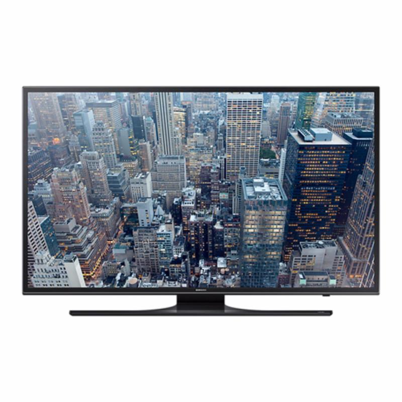 SAMSUNG FLAT TV 40 UHD 4K - UA40JU6400 - BLACK