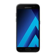 Samsung Galaxy A3 2017 SM-A320 - Hitam + Free kartu Telkomsel