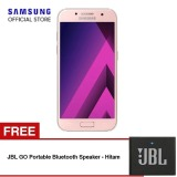 Jual Samsung Galaxy A3 2017 Sm A320 Peach Gratis Jbl Go Portable Bluetooth Speaker Hitam