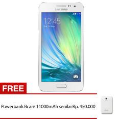 Samsung Galaxy A3 A300H Dual Sim 16Gb Putih Samsung Diskon 50