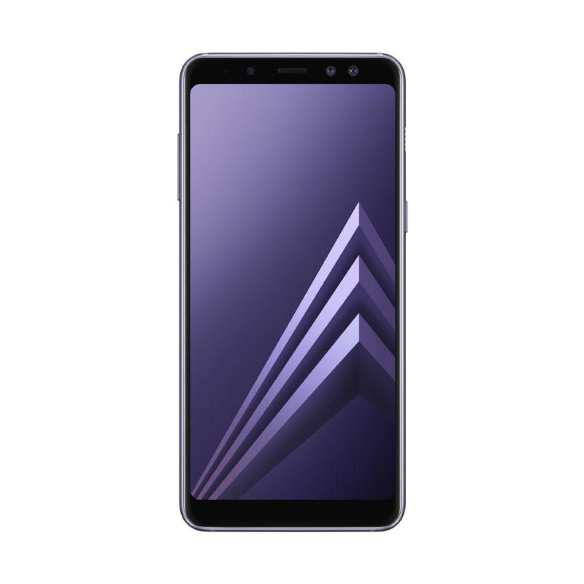 Kamera Belakang Dan Depan 16 MP Samsung Galaxy A8 2018 Smartphone