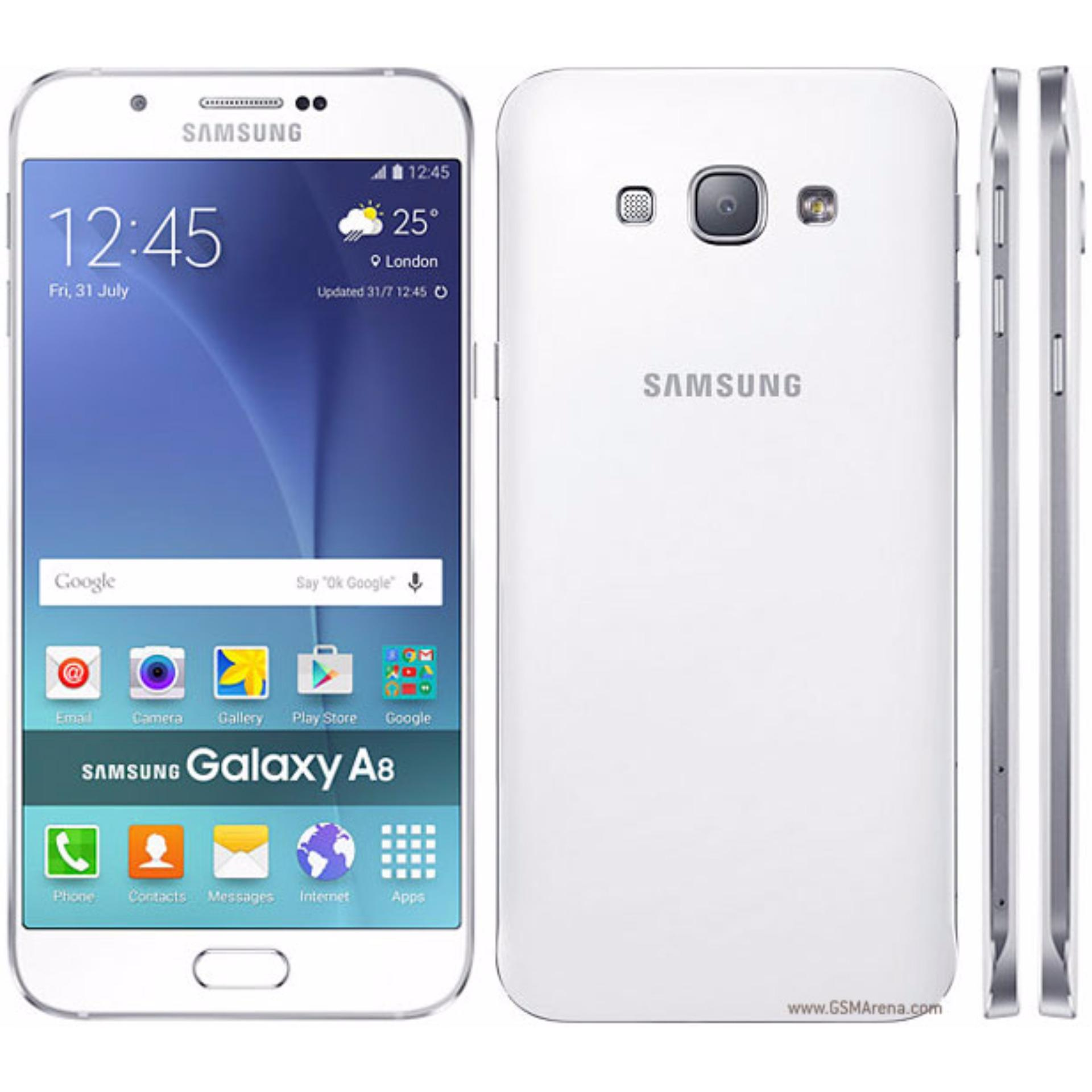 Samsung Galaxy A8 - 32GB (White)
