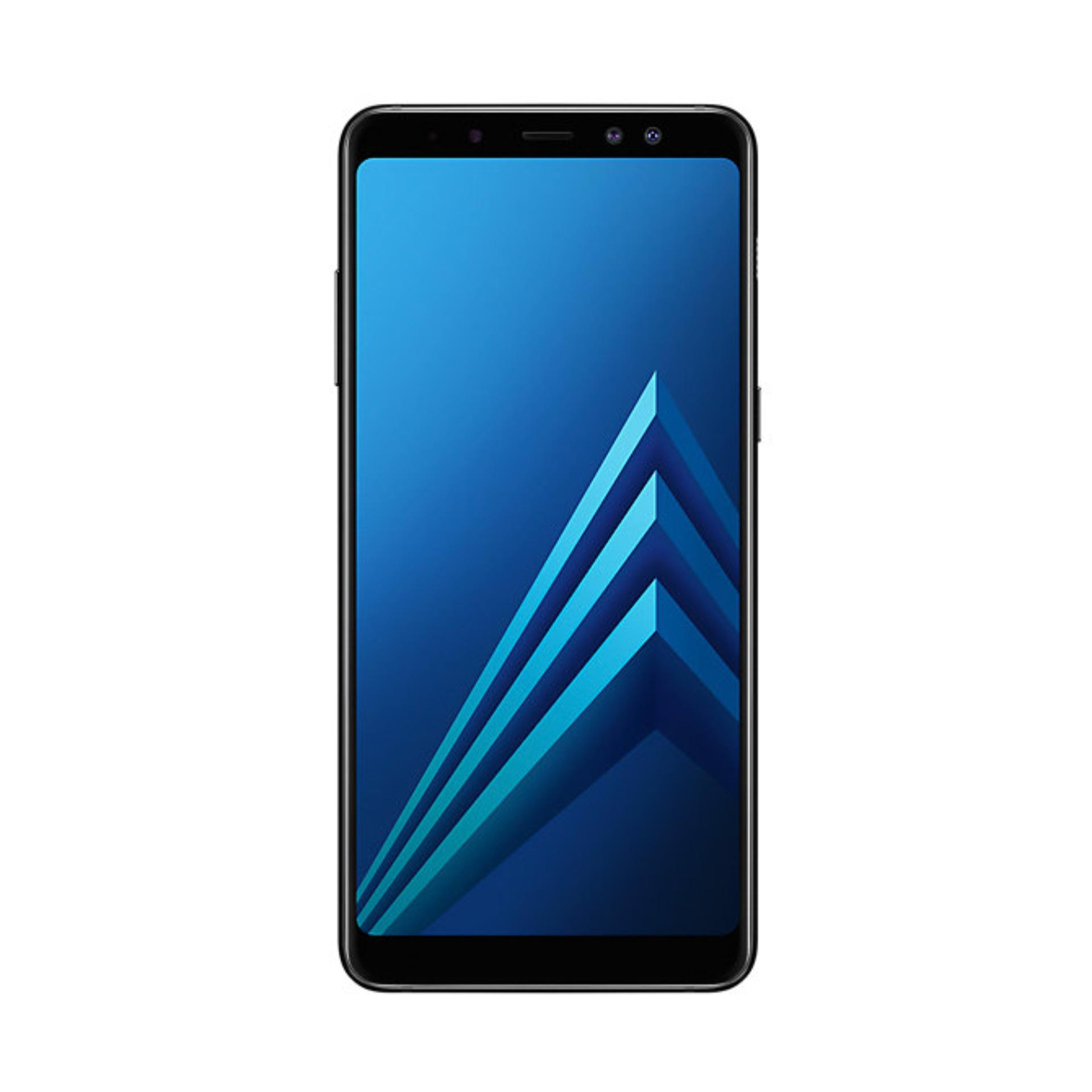 Harga Samsung Galaxy A8 Plus 2018 6 64 Gb 4G Lte Black Murah