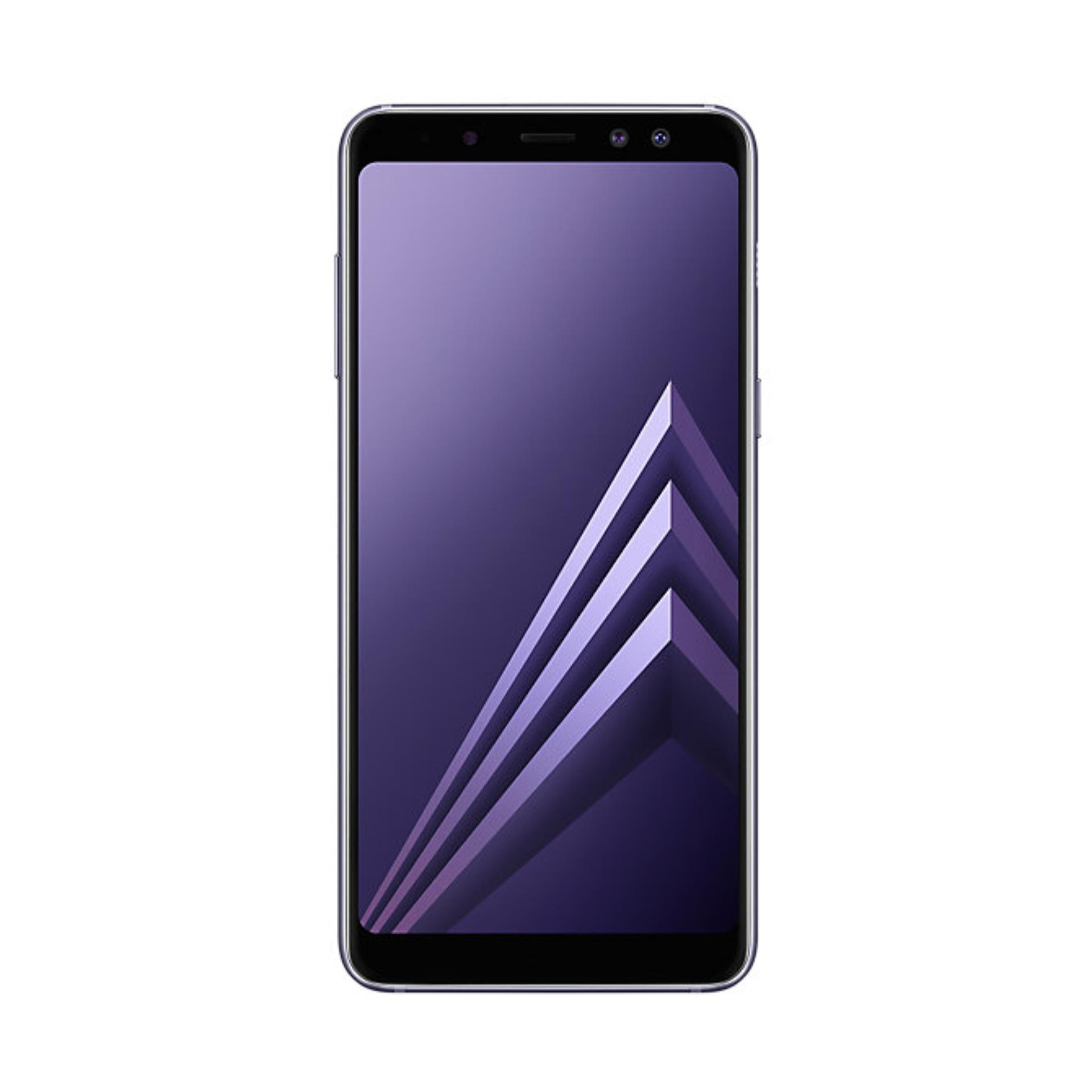 Samsung Galaxy A8 Plus 2018 - 6/64 GB - 4G LTE - Orchid Grey
