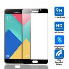 Beli Samsung Galaxy A9 Pro Screen Protector Tempered Glass 2 5D 3Mm Full Screen Edge List Warna Hitam Pakai Kartu Kredit