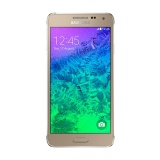 Review Samsung Galaxy Alpha G850F 32 Gb Gold Samsung