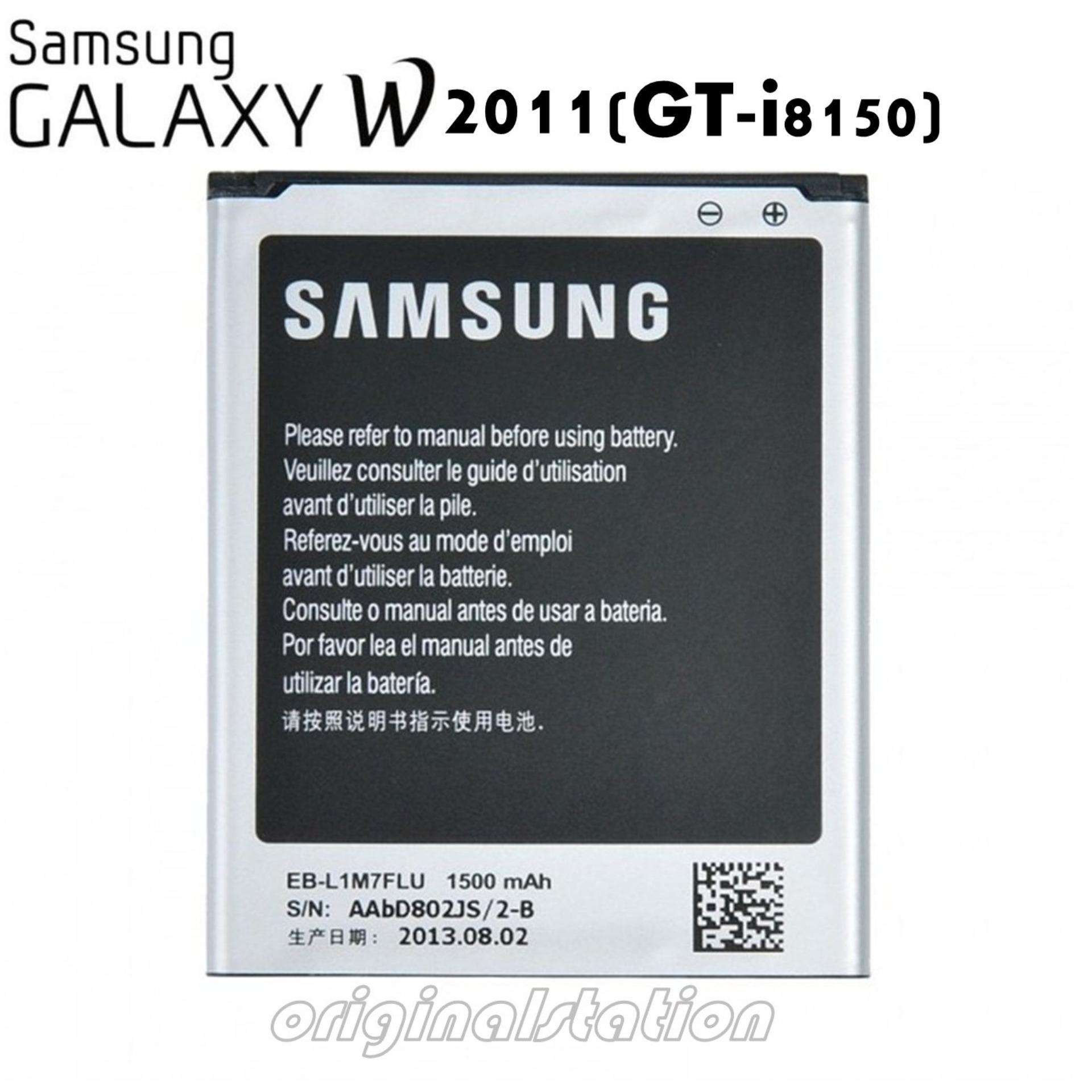 Spesifikasi Samsung Galaxy Baterai Wonder 2011 Series Gt I8150 Kapasitas 1500 Mah Original Online