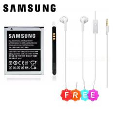 Toko Samsung Galaxy Battery Young With Headset Galaxy Young Music Bass Audio Samsung