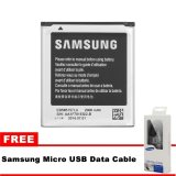 Promo Samsung Galaxy Core 2 G355H Battery Gratis Samsung Micro Usb Data Cable Samsung