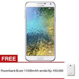 Promo Samsung Galaxy E5 E500 16Gb Putih Samsung Terbaru