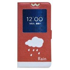 Samsung Galaxy Grand Quattro I8552 Case Artistry Cover Casing Kasing - Gambar Hari Hujan