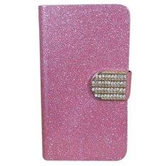 Samsung Galaxy Grand Quattro i8552 Case Diamond Cover Casing - Pink