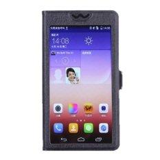 Samsung Galaxy Grand Quattro i8552 Case Full Screen Cover Casing - Hitam