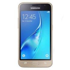Samsung Galaxy J1 2016 J120 - 8GB - Gold