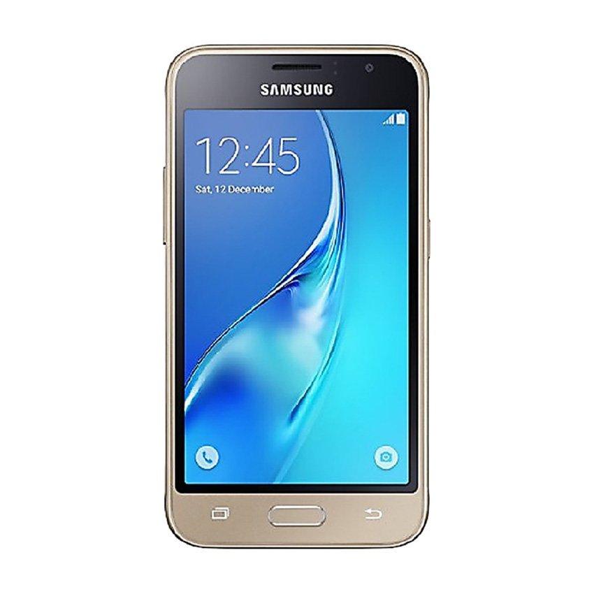 Samsung Galaxy J1 2016 SM-J120 - 8GB - Emas