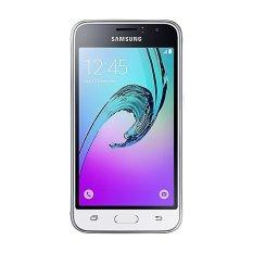 Samsung Galaxy J1 2016 SM-J120 - 8GB - Putih
