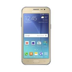 Samsung Galaxy J2 Prime G532 - Gold - Garansi Resmi Free Bonus