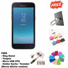 Samsung Galaxy J2 Pro 2018 - 8/5MP - Super AMOLED - Garansi Resmi - (Free 4 Item Accessories ) - Black