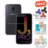Review Samsung Galaxy J3 Pro Sm J330 4G Lte Black Terbaru