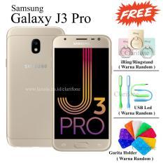 Samsung Galaxy J3 Pro SM-J330 - Jaringan 4G - Gold