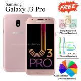 Harga Samsung Galaxy J3 Pro Sm J330 Jaringan 4G Pink Online Dki Jakarta