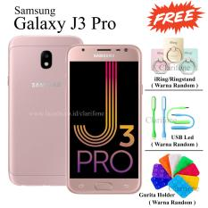 Samsung Galaxy J3 Pro SM-J330 - Jaringan 4G - Pink