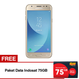Promo Samsung Galaxy J3 Pro Sm J330G Gold Paket Data Indosat 75Gb