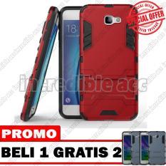 Samsung Galaxy J5 Prime Backcase Ironman Trasnformer Beli 1 Gratis 2 Random Warna/Warna Bebas [BUY 1 GET 2]