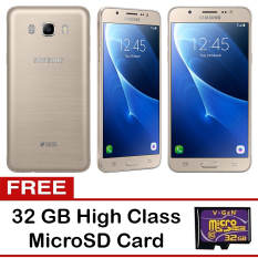 Samsung Galaxy J7 2016 - 16 GB - Gold + Gratis 32GB High Class MicroSD